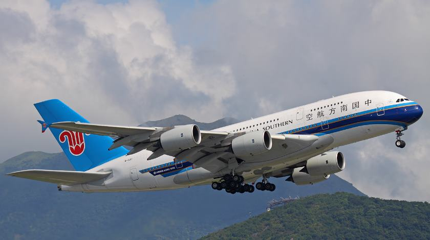 China Southern Airlines and Aeroflot Expand Codeshare Cooperation