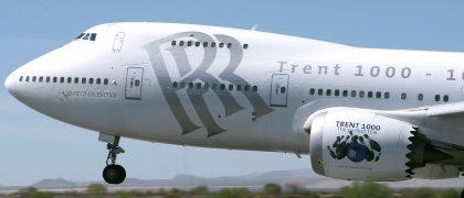 EASA Certifies Rolls-Royce Trent 1000 TEN Engine