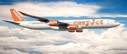 EasyJet to Recruit More than 1,200 New Cabin Crew