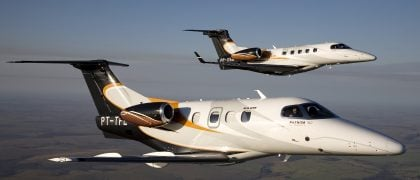 Embraer Introduces New Evolution of the Phenom 100