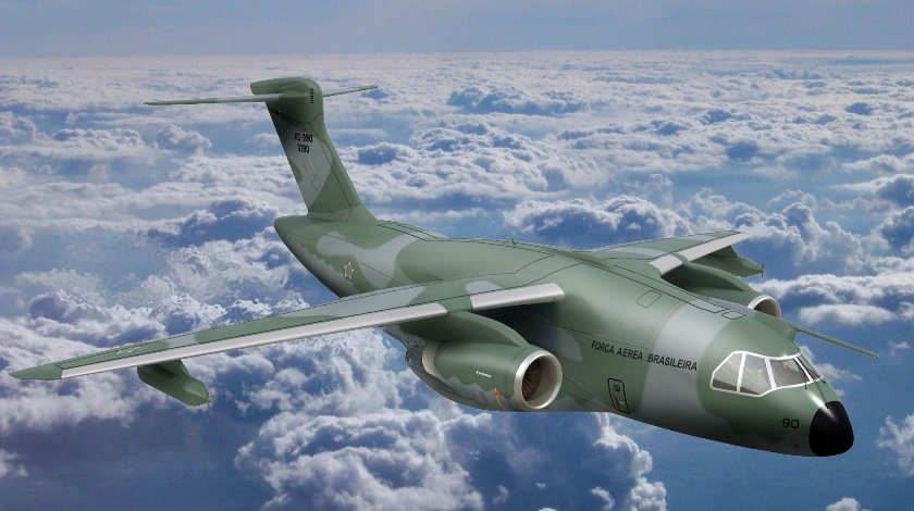 Embraer KC-390 Follows Toward Certification in 2017