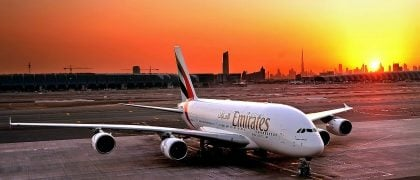 Emirates Flight Delayed for Nearly 2 Days