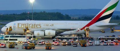 Emirates to add second daily A380 to Dubai-Milan route