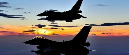 Erdogan Orders F-16 Patrol Flights Across Turkey