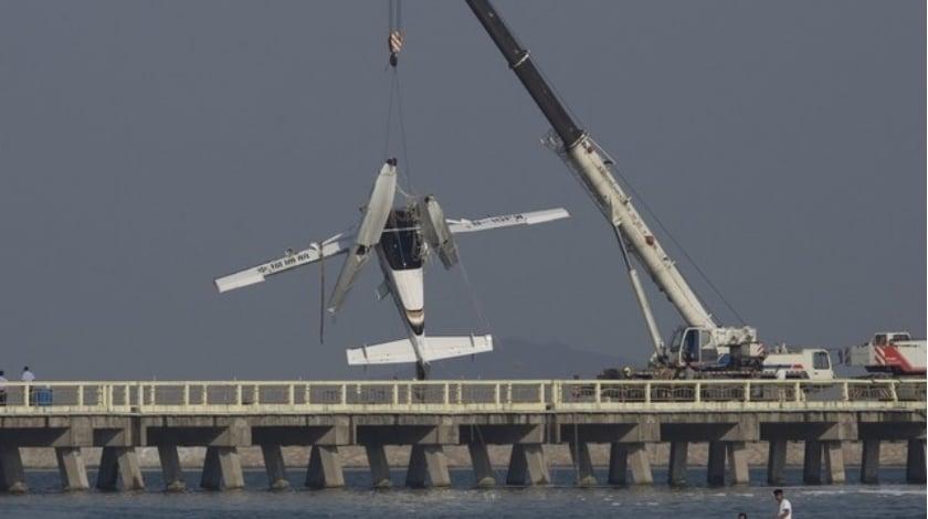 Five Killed as Seaplane Hits Bridge in Shanghai