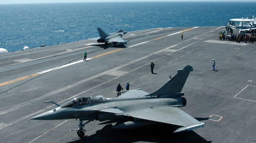 India to Finalise Rafale Combat Aircraft Deal With France