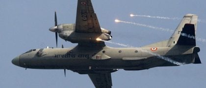 Indian Air Force's Lane Antonov AN-32 with 29 Onboard Missing