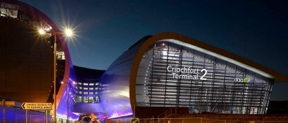 Passenger Numbers Up 13% In First Six Months At Dublin Airport