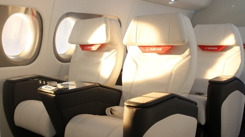 SportJet By Sukhoi Is Unveiled