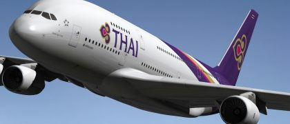 THAI Gears Up for 'Smart' Plane Hangar