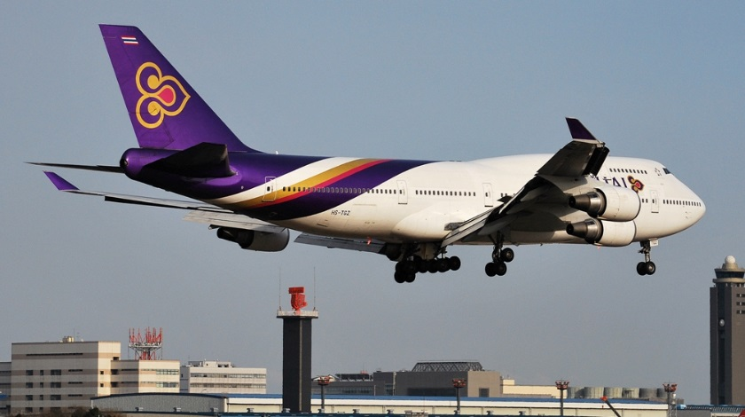 THAI Hopes To Resume Flights To US