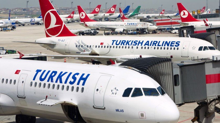 Turkish Airlines Fires Personnel After Failed Coup