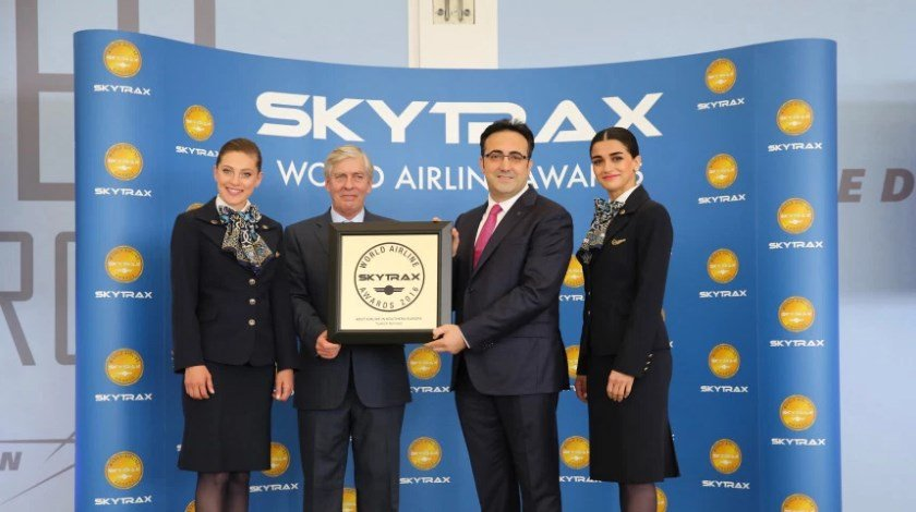Turkish Airlines Named Europe's Best Airline at Skytrax World Airline Awards 2016