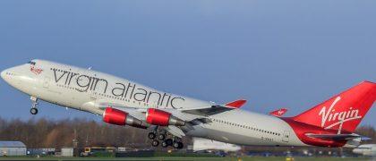 Virgin Atlantic to buy 8 Airbus A350-1000s