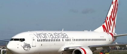 Virgin Australia Posts $225 Million Loss