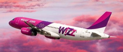 Wizz Air Receives IOSA Registration from IATA