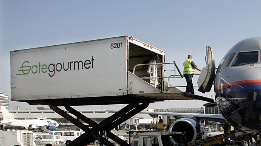 World's second-largest airline caterer to be sold