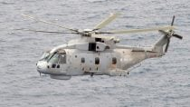 30th Merlin MK2 Helicopter Delivered to UK Ministry of Defence