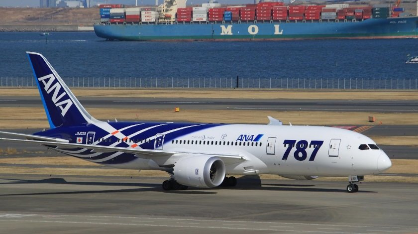 ANA Cancellations Continue as 787 Engines Replaced