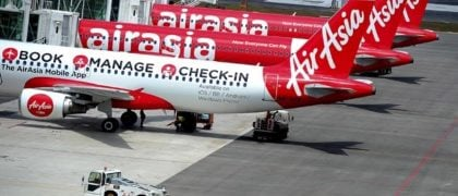 AirAsia Expands Fleet, Routes in India As Competition Intensifies
