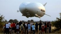 Airlander 10, World's Largest Aircraft, Damaged During Test Flight