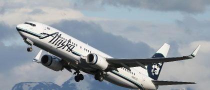 Alaska Airlines to build $40 million maintenance facility in Anchorage