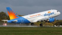Allegiant Places Order for 12 Airbus A320ceo Aircraft
