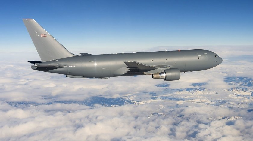 Boeing Awarded $2.8B for KC-46A Tanker Initial Production