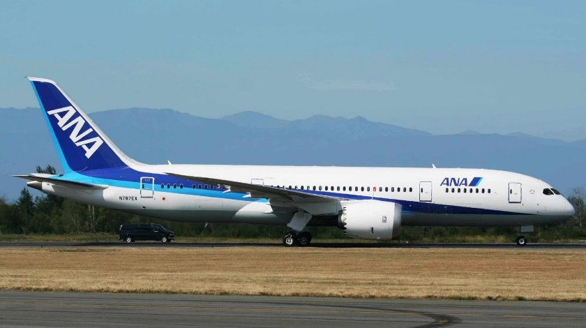 Boeing Delivers 50th 787 Dreamliner to ANA