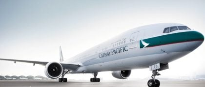 Cathay Cuts A340s as A350s Roll In