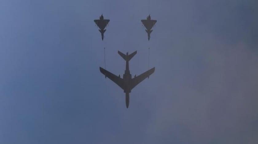 Chinese Military Aircraft Enter Korea's Air Defense Area