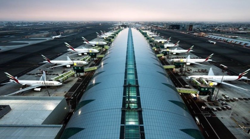DXB Passenger Traffic Reaches Record 40.5 Million in H1
