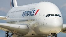 First A380 Commercial Flight to Rio de Janeiro