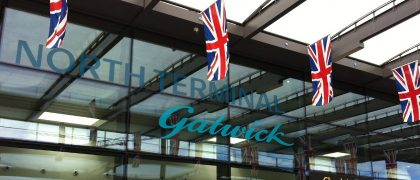 Gatwick Achieves Busiest-Ever Month in Its 80 Year History