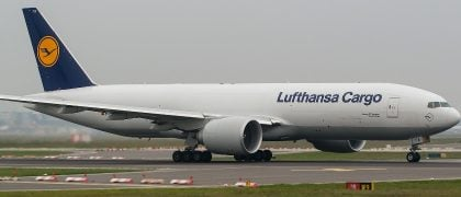 HAECO Xiamen Extends Lufthansa Cargo Services to 777F