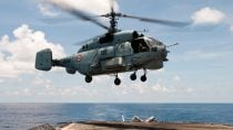 India, Russia Sign $300Mln Deal on Upgrade of 10 Ka-28 Helicopters