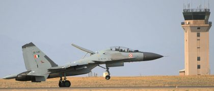 India to Invest Over $300 mln in Logistics Center for Su-30MKI Parts