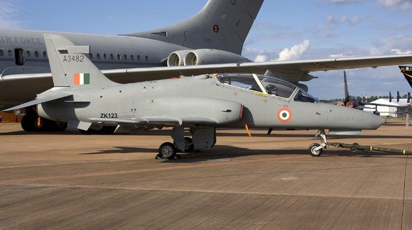 Indian Air Force Jet Crashes in Kalaikunda During Take-Off