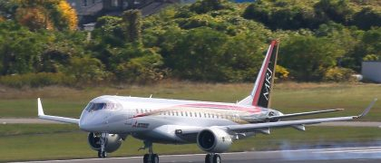 MRJ Aborts Ferry Flight to US Twice in Two Days