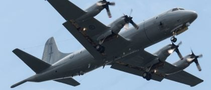 New Zealand Contracts Boeing for Lockheed Martin P-3K2 Orion Upgrade