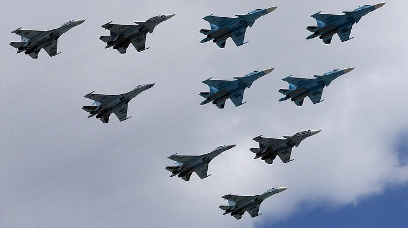 Russian Aerospace Force Receives Over 30 Planes And Helicopters In 2016