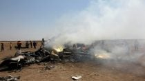 Russian Helicopter Mi-8 Downed in Rebel-Held Idlib Province