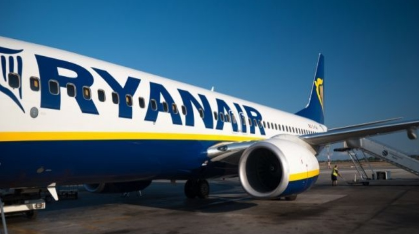 Ryanair Says 85% Of July Flights Landed On Time