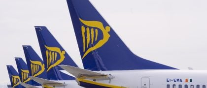 SITA Report Confirms Ryanair Is Europe No 1 Airline For Baggage