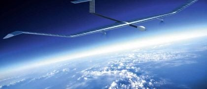 UK Orders Third Airbus Zephyr-S UAV