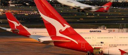 Warning Light Turns Back Sydney to Dubai Flight