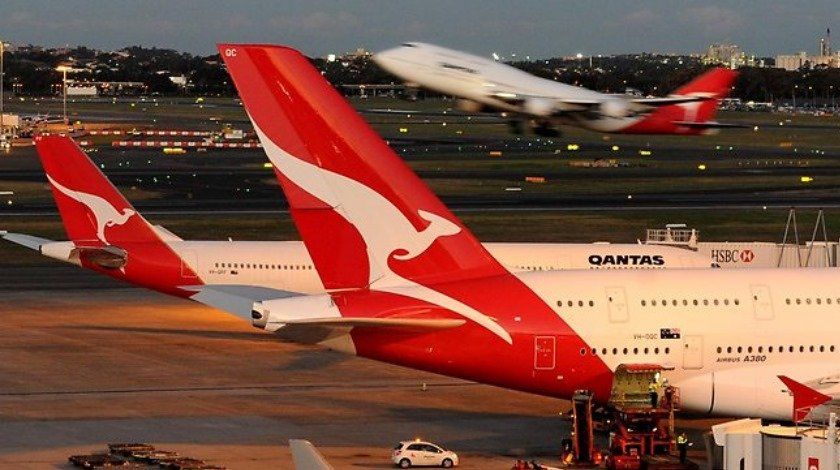 qantas airways ltd analysis and valuation