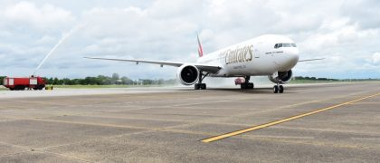 Yangon and Hanoi Become Emirates' Latest Gateways