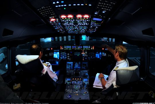 air-safety-regulator-bans-pilots-from-clicking-photos-while-on-duty