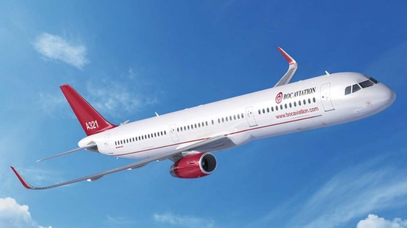 BOC Aviation Places Orders for Five A321ceo Aircraft